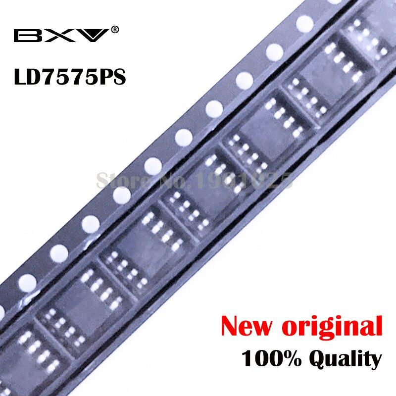 10pcs LD7575PS  LD7575 SOP-8 7575PS New Original