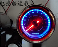 motorcycle gear indicator motorcycle tachometer motorcycle speedometer tachometer Retro modification free shipping