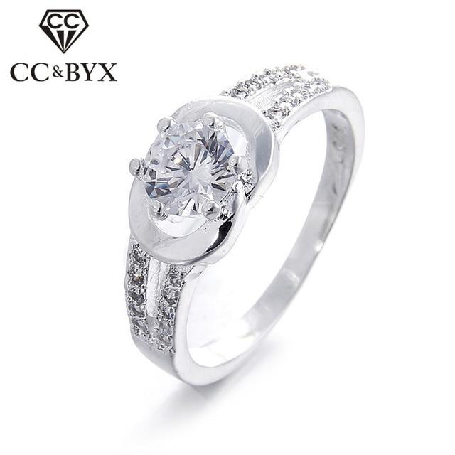 Bevorzugt Bande de mariage bague femme or blanc couleur anneaux pour femmes  AL56