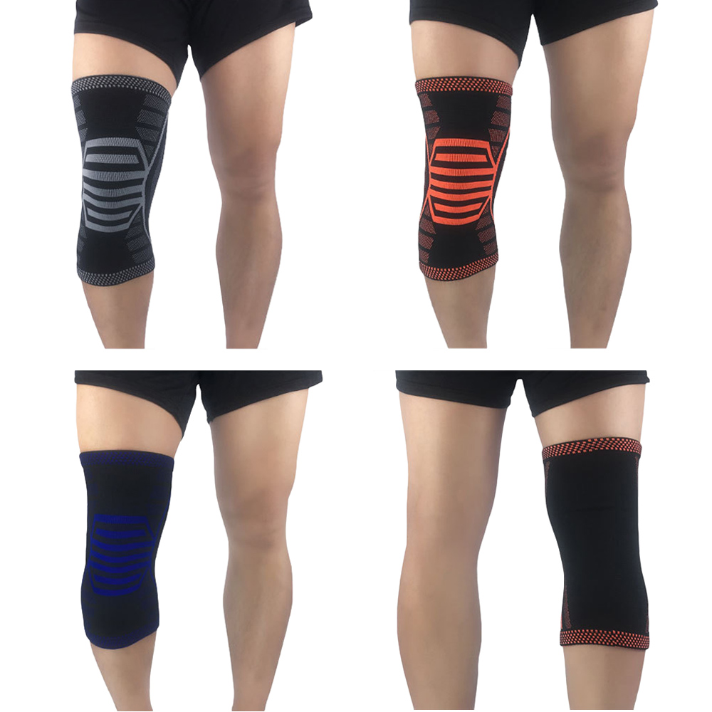 Protection Knee Protective Gear High Elastic Supports Fitness Sports Knee Pad LFSPR0073