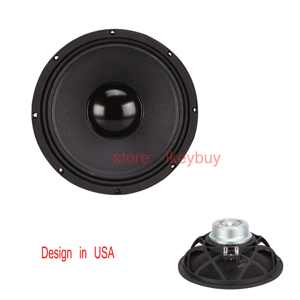 Air Cool full range /& sub-woofer Speaker 100W 8 Ohm 1-in Voice coil 6.5 in