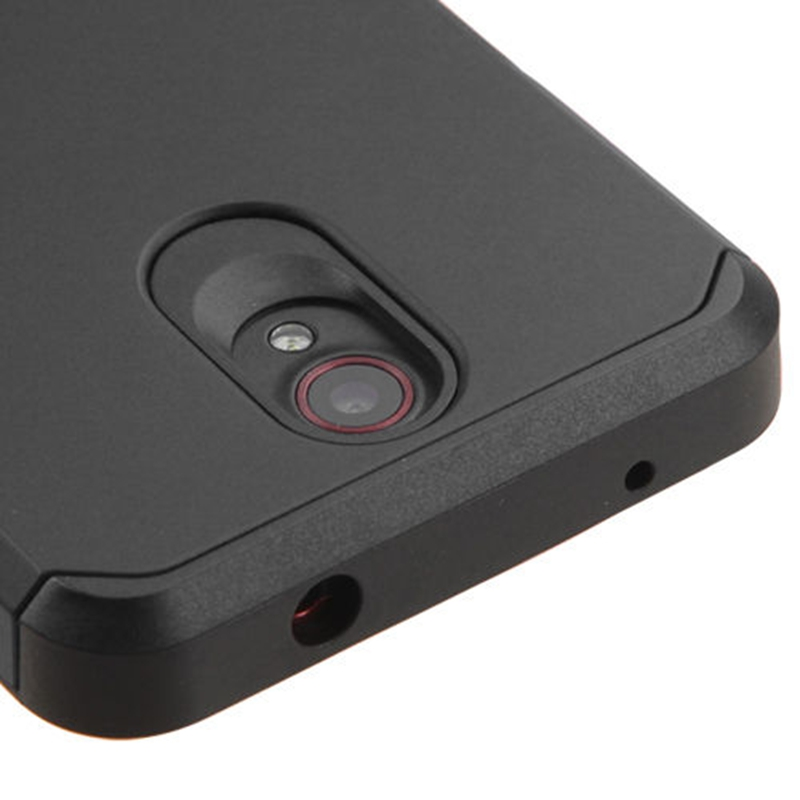 ZTE Various Phone Case, Hybrid Dual Layer ShockProof Armor