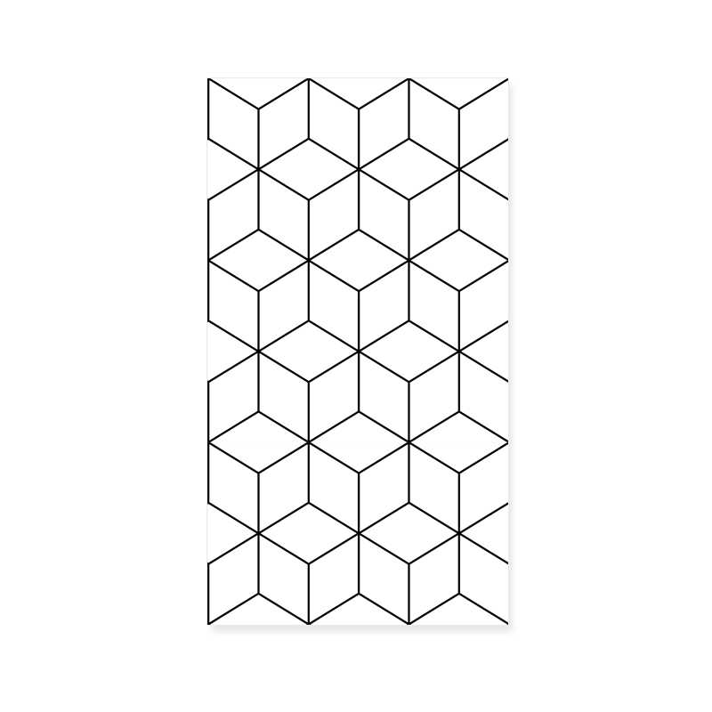 Nordic Geometric Lattic 3d Wall Papers Black Vinyl White Grid Wallpaper Roll For Living Room Background Mural Papel Pintado Wallpapers Aliexpress