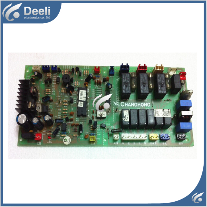 все цены на  95% new good working for Changhong air conditioning motherboard Computer board PAC-0369M good working  онлайн