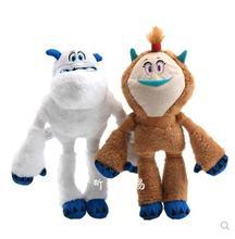 Бесплатная доставка плюшевая игрушка smallfoot migo & kolka