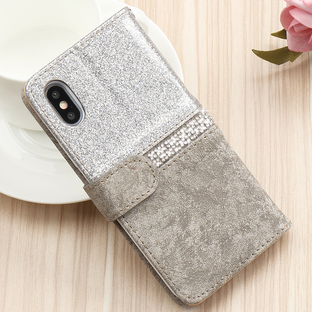 HTB11GHNX7T2gK0jSZFkq6AIQFXaa - Bling Glitter Wallet Phone Case For iPhone X Xr Xs 11 Pro Max Leather Purse For Apple 6S 6 8 7 Plus 5 5S SE 2020 360 Girls Cover