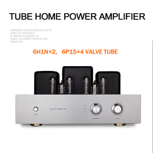 ROYANGES 6P15 Home Power Amplifier  6H1N 6P15 Valve Tube Amplifier Bluetooth Single-ended 2.0 Class A Stereo Power Amplifier 2018 latest upgrade el34 vacumm tube amplifier single ended class a hifi stereo power amp full diy kit 24w beginner level