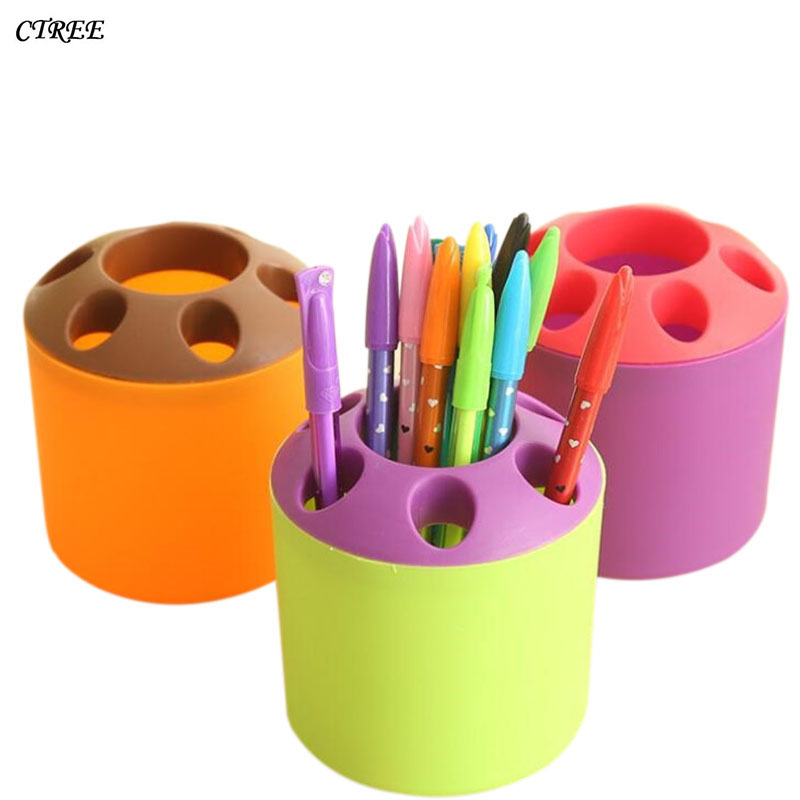 CTREE Hot Sale Special Toothbrush Holder Porous Couple Reative Colorful Toothpaste Mouthwash Multi-Function Desktop Fashion C175