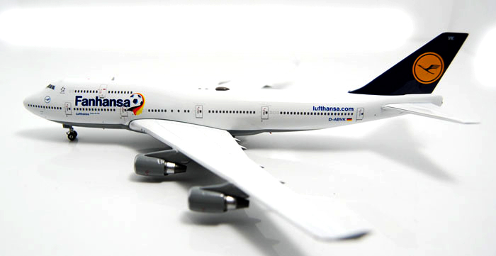 Fine Out of print Ph enix 1: 400 04056 Lufthansa B747-400 D-ABVK Fanhansa Alloy aircraft model Collection model Holiday gifts bag chain purse chain for bag metal shoulder chain cross body strap chain anti brass 120 cm at98