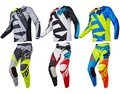 2017 Dirt Bike 180 NIRV Motocross fox Suit Off-Road MTB DH MX Moto Gear Set Jersey+Pants Motorcycle Dirt Bike Riding Gear