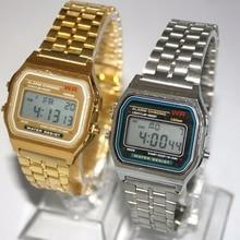 Digital Display Retro Watches