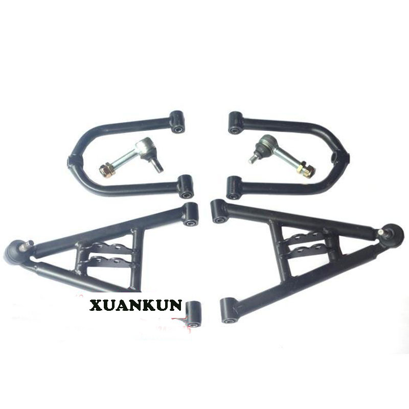 XUANKUN  Beach Car Rocker Assembly Beach Car Homemade Four Karting Modified Front Suspension Arm Accessories