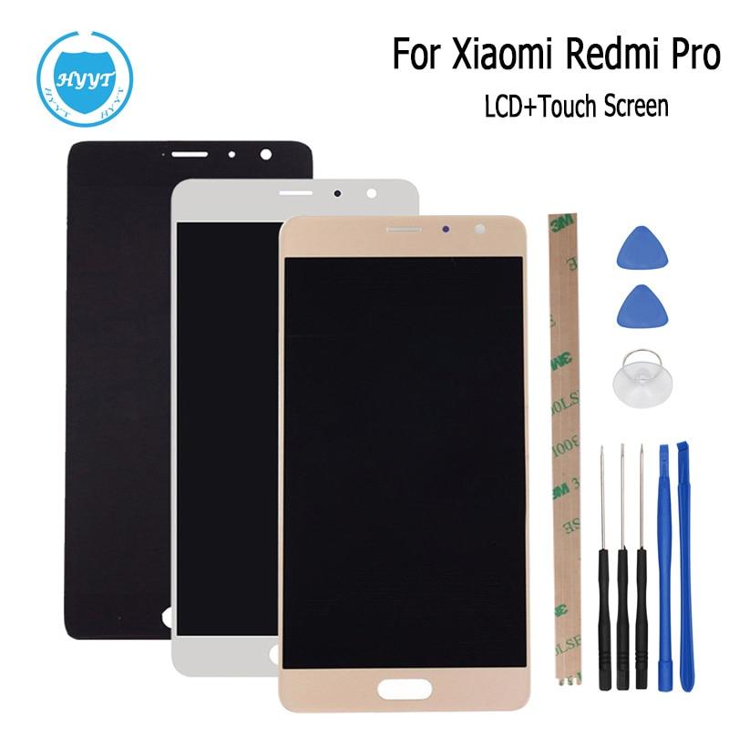 imágenes para 5.5 pulgadas Para Xiaomi Redmi Pro Pantalla LCD Display + Touch Screen Reemplazo Digitalizador Asamblea Con Herramientas + Adhesivo de Alta calidad