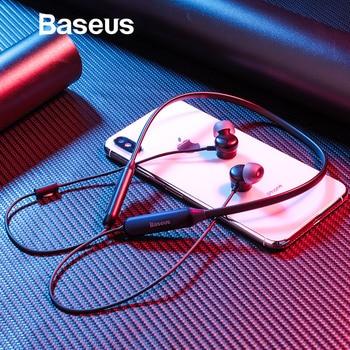 Baseus S15 Active Noise Cancelling Bluetooth Earphone Wireless Sport Earphone, Born for Create a Quiet World Only Belongs To You лоток для бумаг вертикальный металлический
