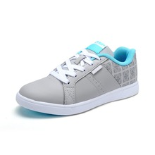 XTEP Women's Sneakers Low Classic Skateboarding Skateboard Shoes High Top Wear-Resistant Chaussure Homme Zapatos 985118319775
