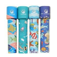 1 шт. игрушки для детей случайный вращающийся калейдоскоп вращение необычный мир детские игрушки красочные игрушки; лучший подарок для детей# L5