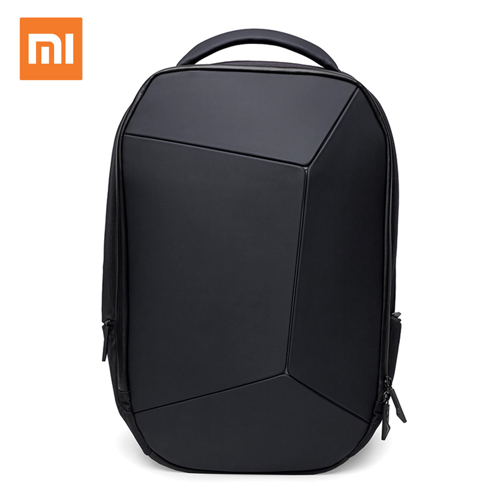 Xiaomi Geometric Splicing Reflective Water Resistant Detachable Strap Backpack for Professional Player Game Enthusiast u convex pouch color block geometric splicing band boxer brief