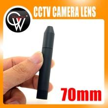 New 70mm Lens CCTV Camera Lens F1.6 CCTV Board Lens M12 mount Fixed Iris long viewing Distance