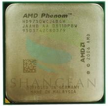 AMD Phenom X4 9750 HD9750WCJ4BGH 95 W Escritorio Quad-Core 2.4 GHz CPU Socket AM2 + 940pin/