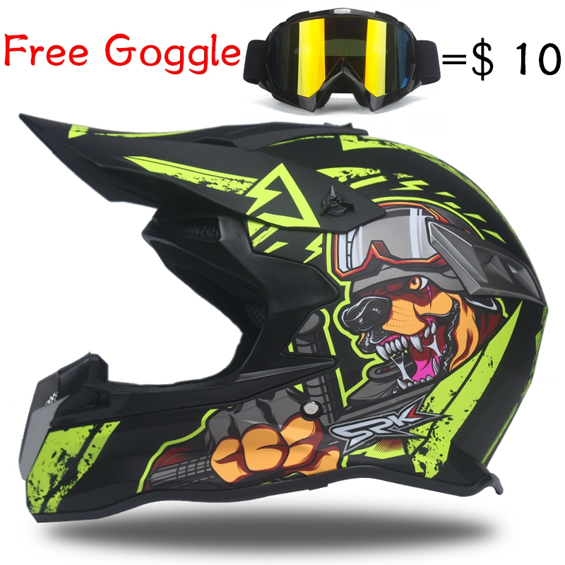 HOT sale Casque moto ATV Dirt bike downhill cross capacete da motocicleta cascos motocross off road