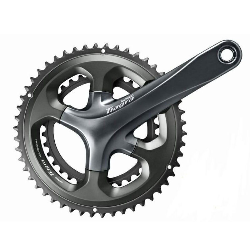 Shimano Tiagra FC 4700 10 Speed Crankset 170mm/172.5mm/175mm 50 34T 52 36T Crankset Road Bike Bicycle Crank-in Bicycle Crank & Chainwheel from Sports & Entertainment    1
