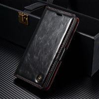 Original Phone Cases For Sony X Performance Luxury High Quality Durable Leather Magnet Flip Wallet Cover