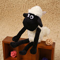 1 Pcs Shaun The Sheep Lamb Forma Stuffed Plush Doll Presentes Decor Para Kid Crianças