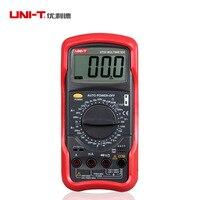 UNI T UT53 Digital Multimeter Volt Amp Ohm Capacitance Resistance Voltage Current Meter Tester Ammeter Voltmeter Multimeter