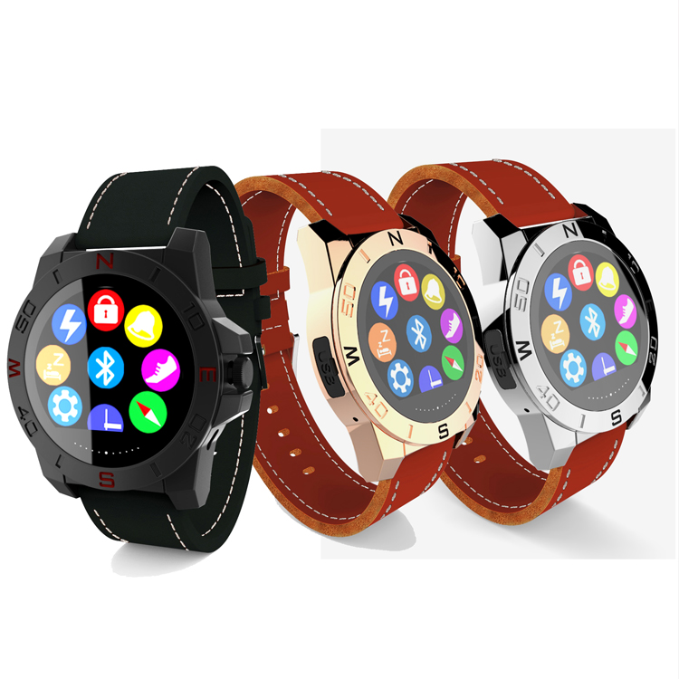 2016 High Quality Smart Watch for font b iPhone b font Android Smartphone Business waterproof Smartwatch