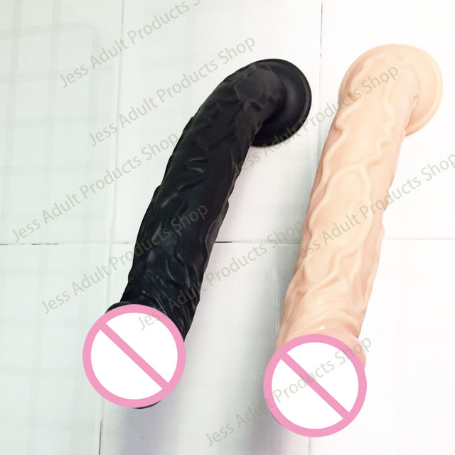 """Huge Dildo sex toy for woman 14""""  big penis realistic Super penis dildos realistic dick giant huge long dick sex products"""