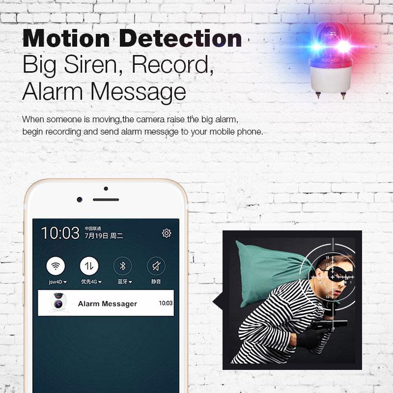 Digoo BB-M1 720P Monitor Wireless Wifi Pan / Tilt Night Vision Two-way  Audio Smart Security IP Camera Baby Monitor Baby Sleep