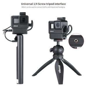 Image 5 - BOYA Saramonic SR XM1 3.5MM Vlog Mic Condenser Microphone for Gopro Hero 8/7/6/5 DJI Osmo Action DJI OSMO Pocket