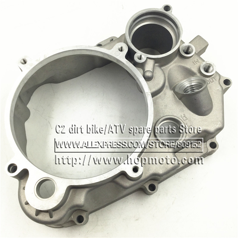 YinXiang YX160 Engine Right Side Cover Clutch shell cap dirt pit bike motocross Kayo Apollo spare