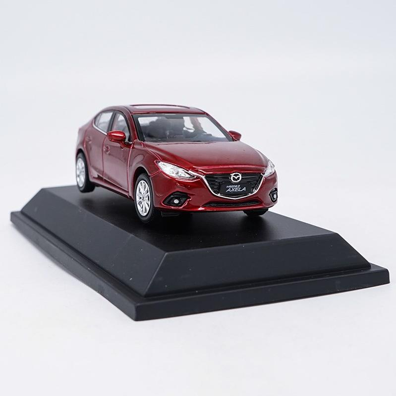 1:43 alloy car toy,High simulation MAZDA 3 AXELA collection model car,diecast metal model toy vehicle,free shipping