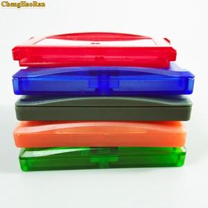 Image 5 - Carcasa de cartucho de juego de reemplazo de 5 colores, carcasa de tarjeta para GBA