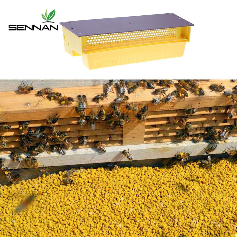Multifunctional Plastic Pollen Collector Removable Ventilated Pollen Tray Farm Bee Honey Hive Pollen Collector Beekeeping ToolsMultifunctional Plastic Pollen Collector Removable Ventilated Pollen Tray Farm Bee Honey Hive Pollen Collector Beekeeping Tools
