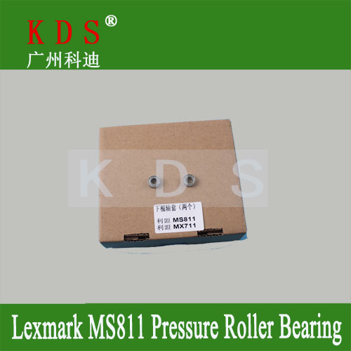 Original Fuser Pressure Roller Bushing for Lexmark MX810 MX811 MX812 MX711 MX710 MS811 MS810 Bushing Remove from New Machine chip for lexmark mx 811 dtme for lexmark 812 dtfe for lexmark mx 810dme new toner refill kits chips fuses free shipping
