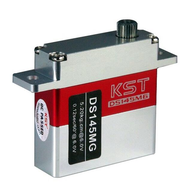 Free Shipping KST DS145MG Digital wing servo for glider,with high precision metal gear free shipping kst ds145mg digital wing servo for glider with high precision metal gear