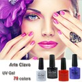 Arte Clavo 10ml Newest Choose Any 1 Color Manicure LED Light Gel Paint Polish Lacquer UV Led Nail Gel Polish