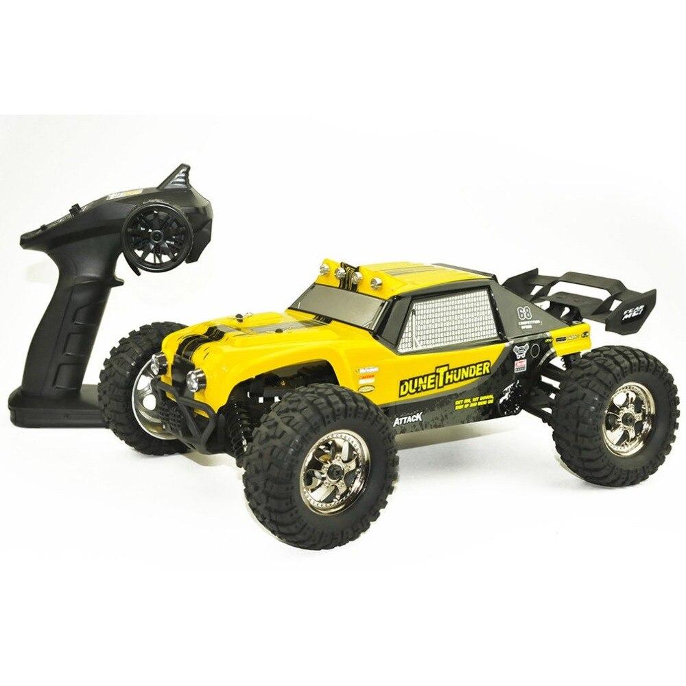 HBX 12891 di Prua 1:12 2.4 ghz 4WD Deriva Deserto Off-road Ad Alta Velocità della Vettura Da Corsa Climber RC Auto Giocattolo per I Bambini