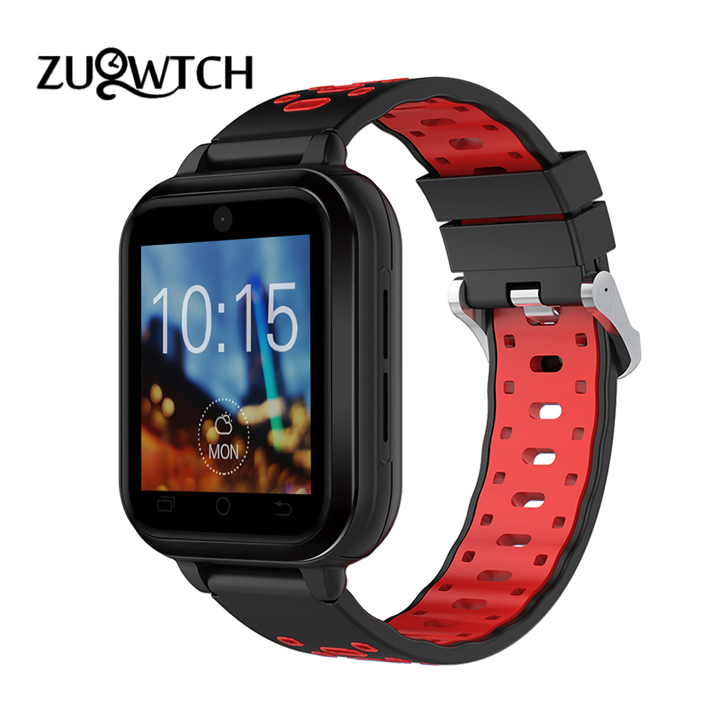 Android 6.0 Smart Watch 4G MTK6737 1G/8G SmartWatch Waterproof Bluetooth Watch WIFI GPS SIM Card Camera Heart Rate Watch Phone fashion s1 smart watch phone fitness sports heart rate monitor support android 5 1 sim card wifi bluetooth gps camera smartwatch