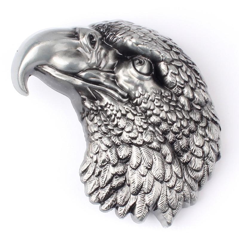 The Eagle Head Belt Buckle Metal Lead