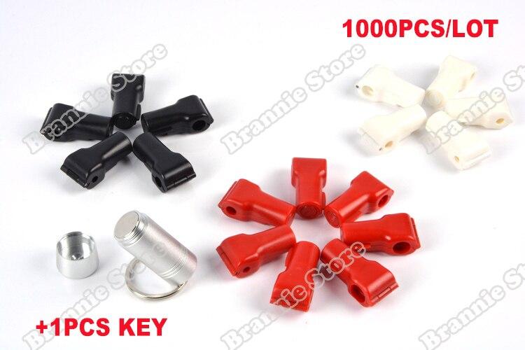 2 Length FFR Merchandising 7257547001 Metal Peg Hook with Ball End 9 Gauge Pack of 1000