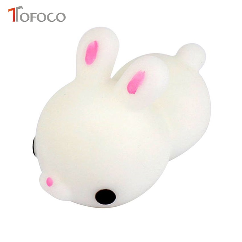 TOFOCO 2017 Unisex Anime New Antistress AnimalsToys Funny Gadgets Panda Paw Squeeze Toy Novelty Shocker Gags Practical Jokes hot pie cake to face gags practical jokes fun funny gadgets family game prank finger funny stress toys for kids gift