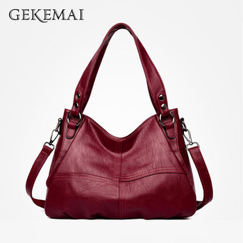 Gekemai Leather Handbags  1