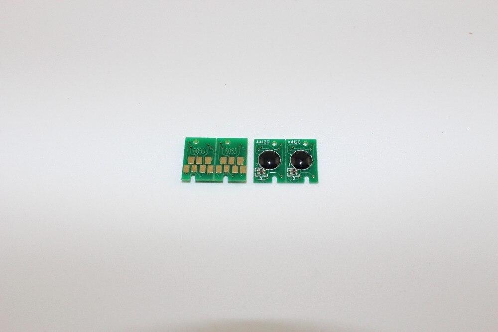 Показать Уровень Чернил Сброса Картридж Чип Для Epson 4880 Картридж T6051-T6057 T6059