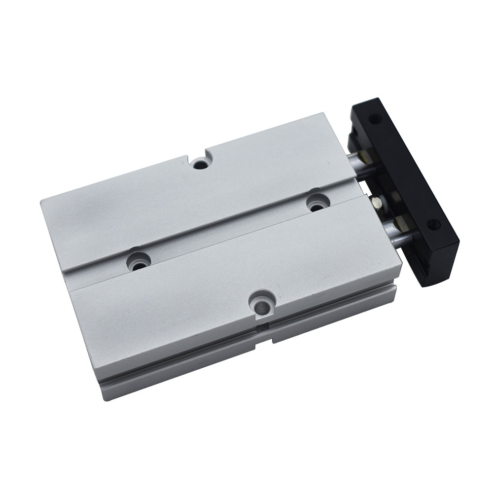 цена на TN Type Pneumatic Cylinder 20mm Bore 10/15/20/25/30/35/40/45/50/60/70/75/80/90/100/125/150mm Stroke Double Rod Air Cylinder