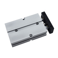 TN Type Pneumatic Cylinder 20mm Bore 10 15 20 25 30 35 40 45 50 60