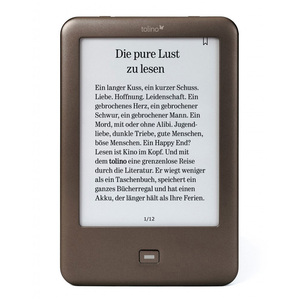 Built in Light e-Book Reader WiFi ebook Tolino Shine e-ink 6 inch Touch Screen 1024x758 electronic Book Reader(China)