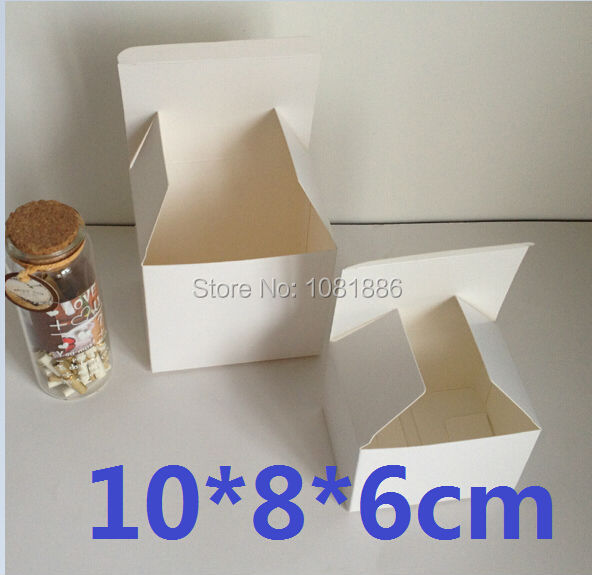 Acheter TAILLE: 10*8*6 cm Blanc blanc ouvert top box pour emballage cadeaux de top tunic fiable fournisseurs